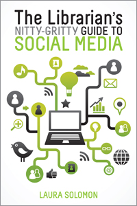 Book cover for Nitty-Gritty Guide to Social Media
