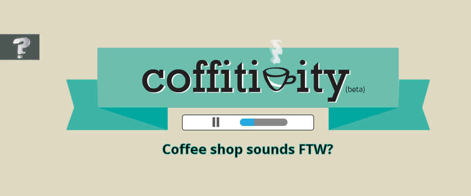 Can't work in a coffee shop? This might help