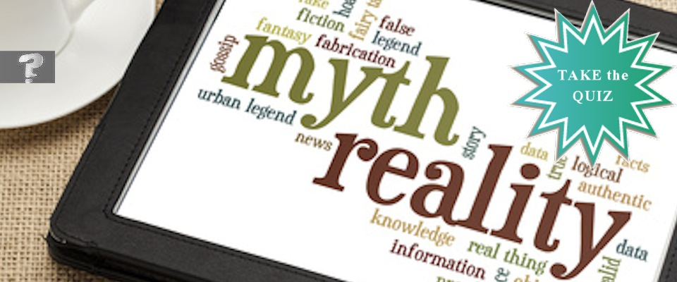 How well do you know your web usability myths?